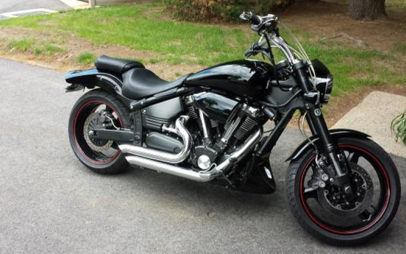 For sale 2005 yamaha road star warrior 1700 ct motorcycles for Yamaha warrior for sale